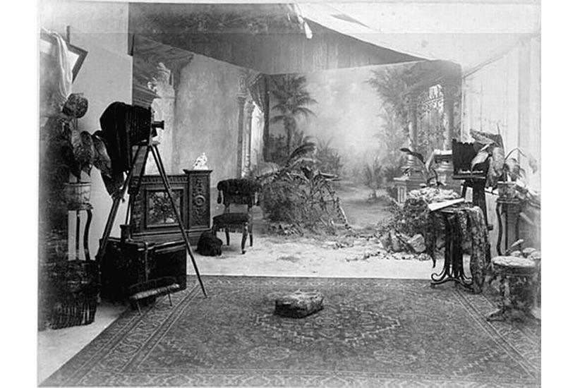 Atelier fotograficzne 1898
