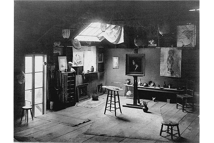 Atelier-malarza