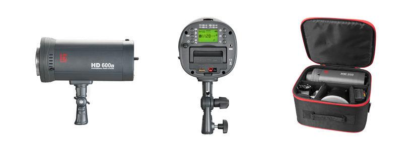 Lampa Jinbei HD600