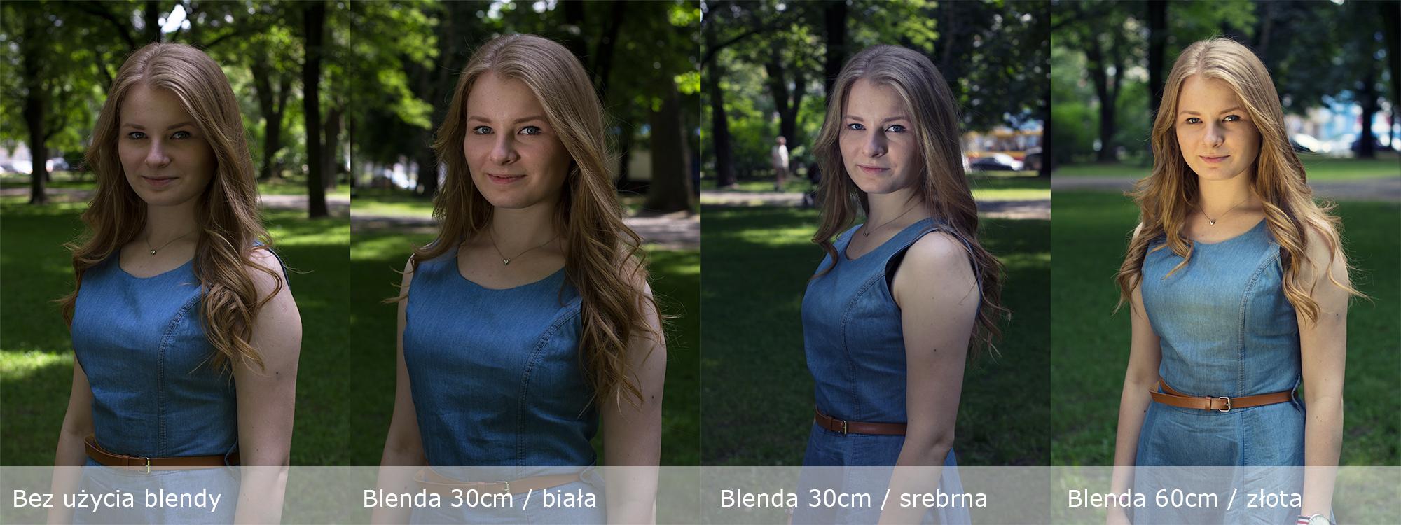 Blendy fotograficzne kolory