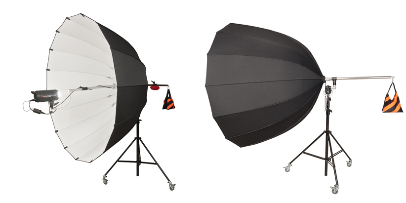 parasol sferyczny