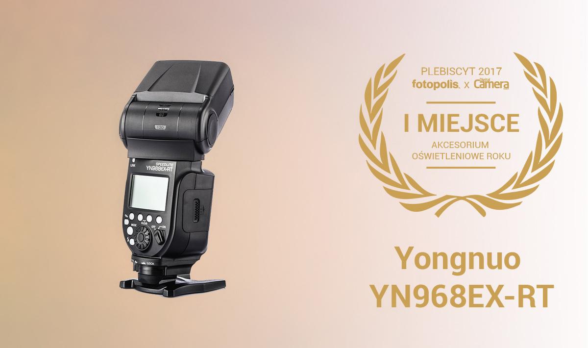 Lampa YN968EX-RT