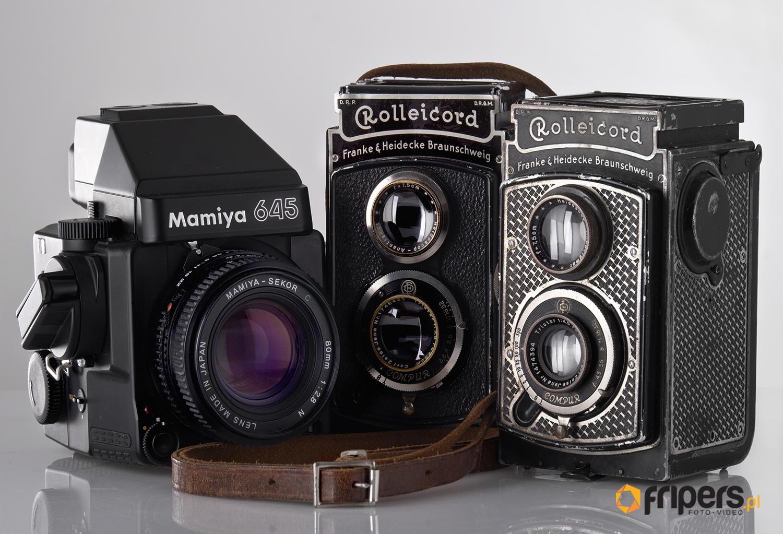 Fotografia analogowa-średni format