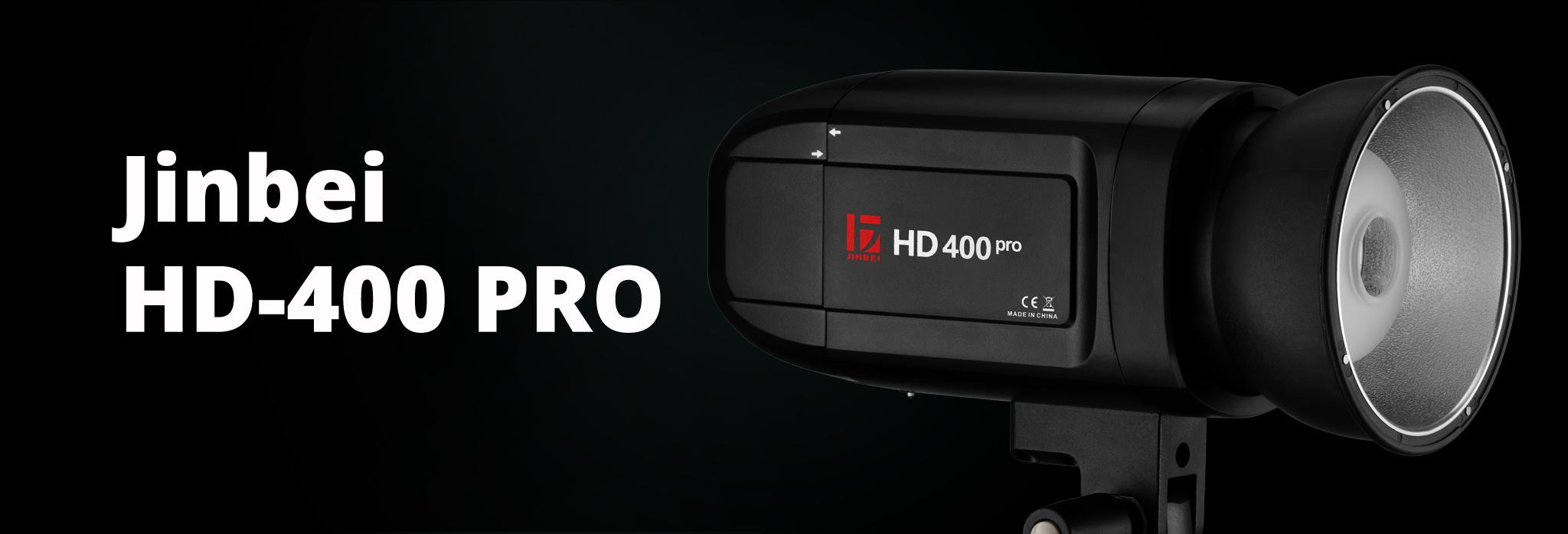 Jinbei HD-400 PRO