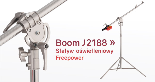 Statyw typu BOOM J2188 / zobacz >