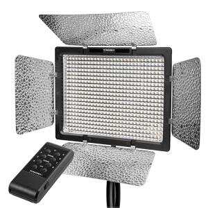 Lampa LED Yongnuo 600 II zobacz