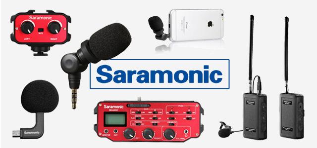 SaramonicMikrofonyG