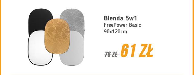 Blenda 5w1 BASIC 90x120 w promocji / zobacz >