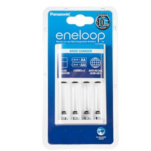 Ładowarka akumulatorów Eneloop / zobacz >