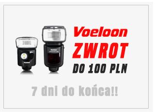 Voeloon Zwrot kosztów - końcówka promocji! / zobacz >