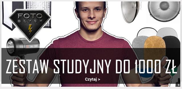 Zestaw studyjny do 1000 zł / czytaj >