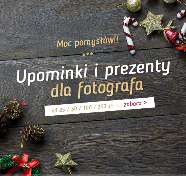 Pomysł na... prezent dla fotografa / zobacz >