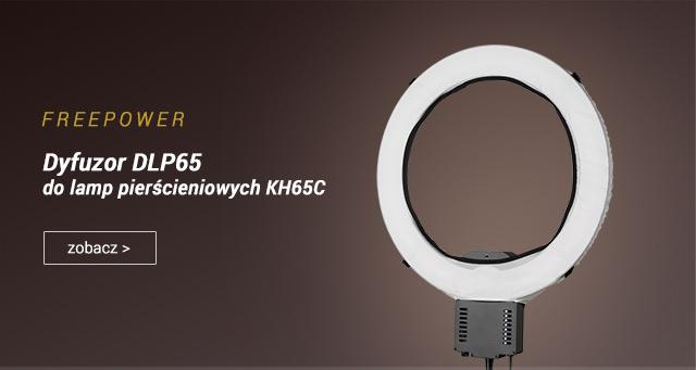 Dyfuzor do lamp pierścieniowych KH65C / zobacz >