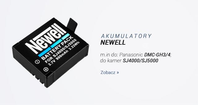 Newell - nowe akumulatory / Zobacz >