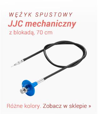 Mechaniczne wężyki spustowe JJC / Zobacz >