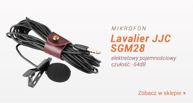 Mikrofon pojemnościowy Lavalier / Zobacz >