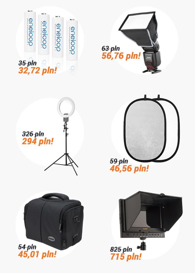 Zobacz więcej produktów objętych promocją >