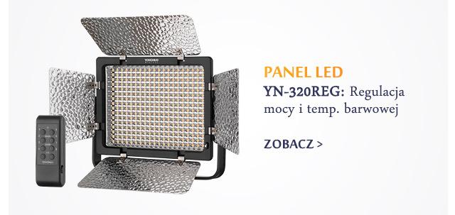 LAMPA LED 320 z regulacją mocy i temperatury / Zobacz >