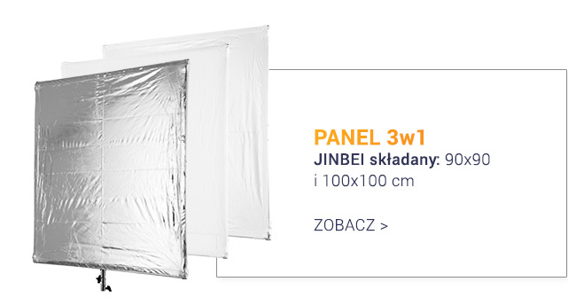 Panel 3w1 Jinbei / zobacz >
