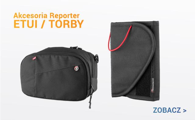 Akcesoria REPORTER - Torby, Pokrowce Etui