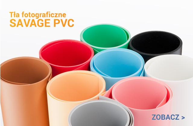 Tła fotograficzne PVC Savage / zobacz >