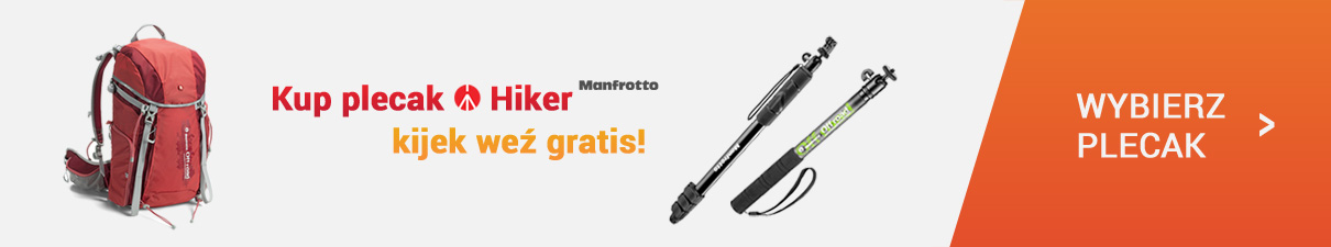 Manfrotto Promocja