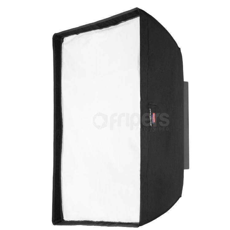 Lampa światła Ciągłego 15x25w Aurora Nfl 15 Z Softboxem 60x80cm