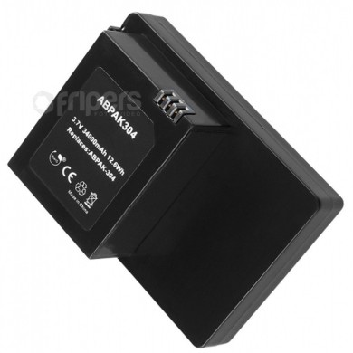Bateria/ Battery BacPac RedLeaf GBC-304 3400 mAh do GoPro Hero 3/3+