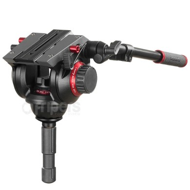 Głowica video Manfrotto 504HD