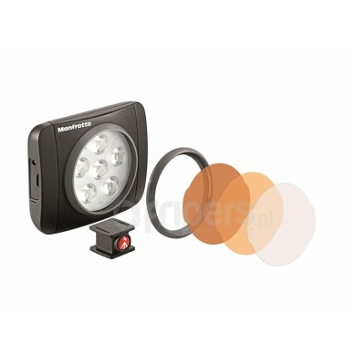 Lampa LED Manfrotto Lumie Art 6 diod