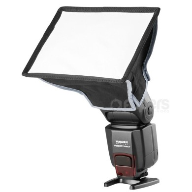 Softbox do lamp reporterskich Aurora Microbox BS