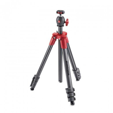 Statyw fotograficzny Manfrotto MKCOMPACTLT-RD