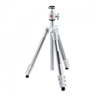 Statyw fotograficzny Manfrotto MKCOMPACTLT-WH