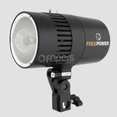 Studyjna lampa błyskowa FreePower CY100MR OUTLET Nr seryjny OUT20190038