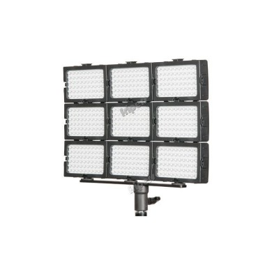 Zestaw Lamp LED FreePower Z60 9 lamp z akcesoriami i bracketem