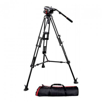 Zestaw Video Manfrotto 504HD,546BK 504HD, 546BK, MBAG100PN