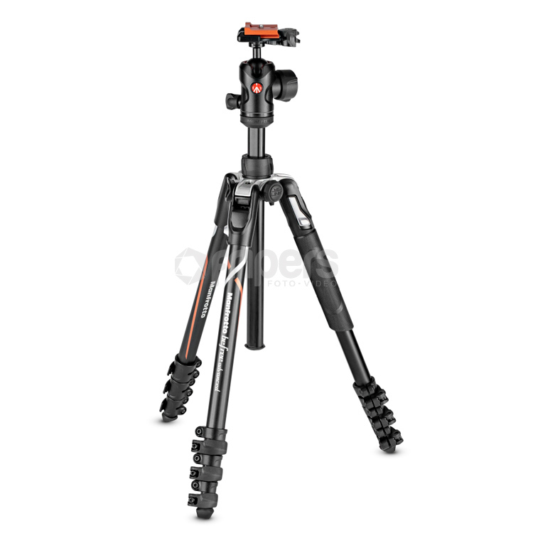 Statyw z głowicą kulową Manfrotto Befree Advanced Lever, do Sony Alpha